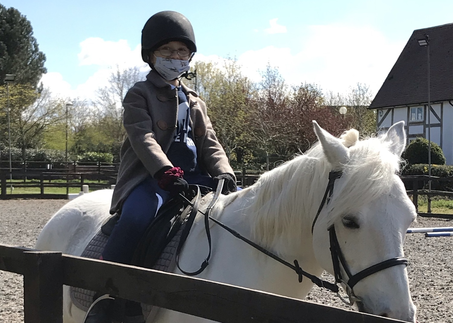 Pupils are riding high this summer